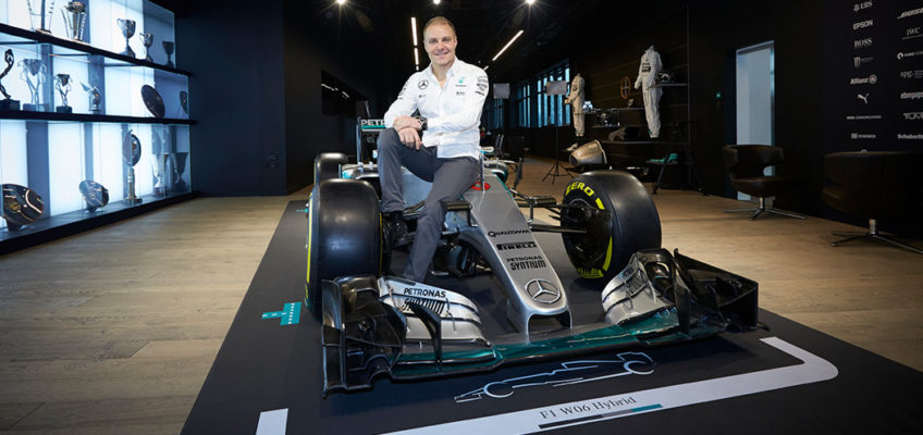 Bottas to Mercedes: The decision that brings to a close the riddle of the F1 line up