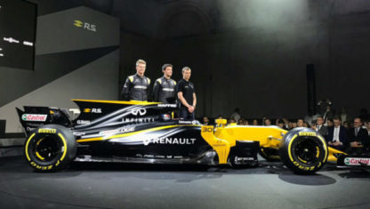 "Renault wants to smile again: ""We want to be fifth this year"""