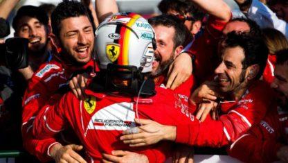 F1 Australia | Sebastian Vettel and Ferrari; much more than the inaugural victory