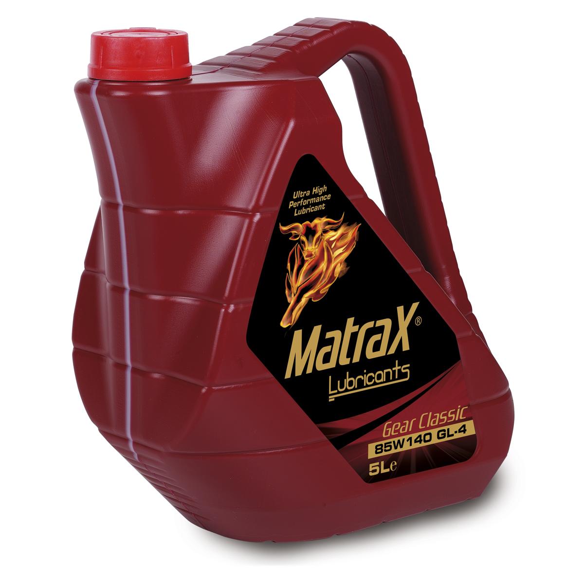 MatraX Gear Classic 85W140 GL4