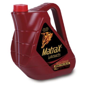 MatraX Gear Classic 85W140 GL-5