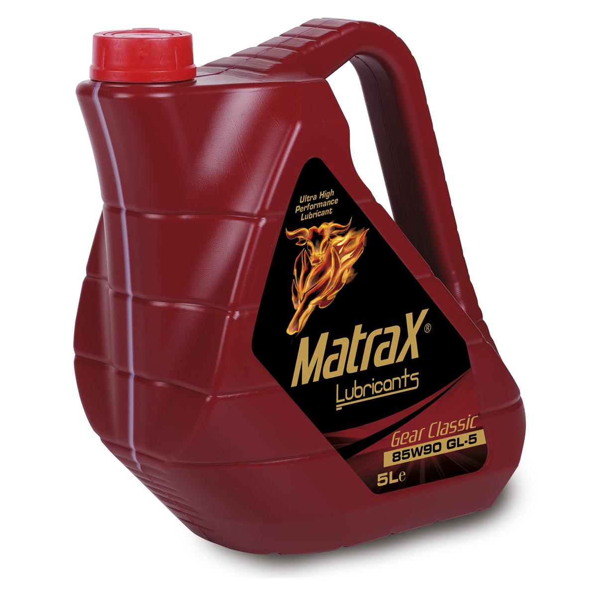 MatraX Gear Classic 85W90 GL-5