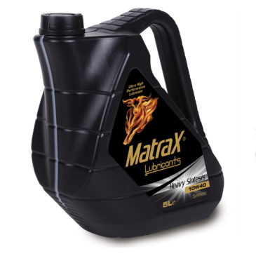 MatraX Heavy Sintesis 10W40