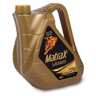 matrax lubricants 5w30 dpf c3