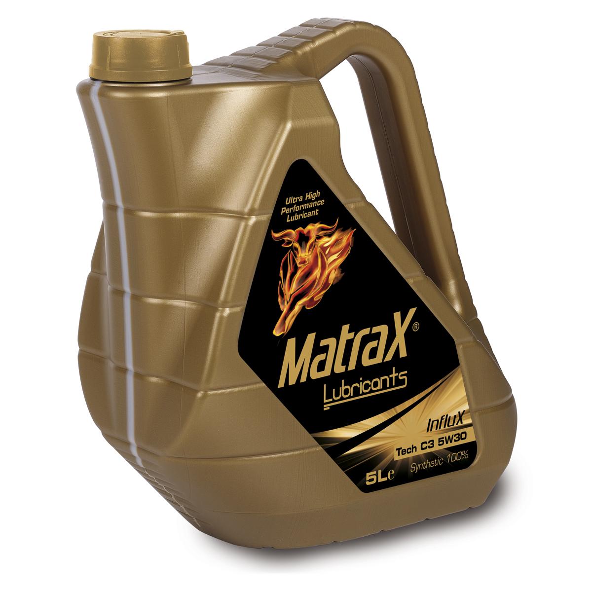 MatraX InfluX Tech C3 5W30