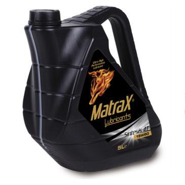 MatraX Sintesis 4T 15W50