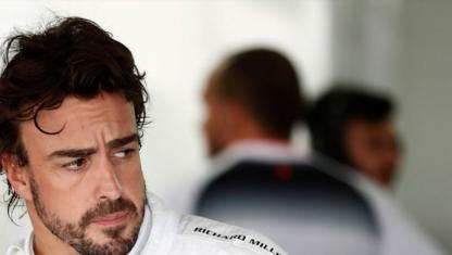 Fernando Alonso's dilemma