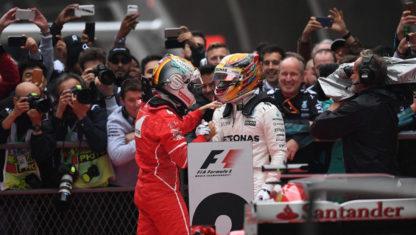 F1 | CHINESE GP: The season takes shape