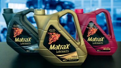 The great diversity of ranges and formats at MatraX Lubricants