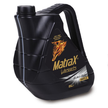 MatraX Brake Fluid DOT-4