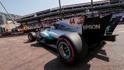 Mercedes: a (potential) tyre crisis