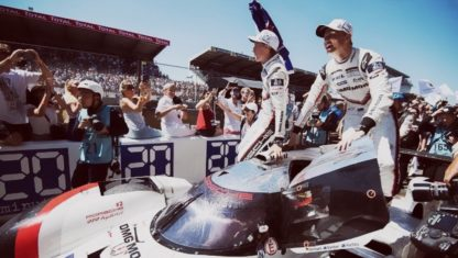 LE MANS |  Porsche survives after 24 dramatic hours and achieves its third consecutive crown