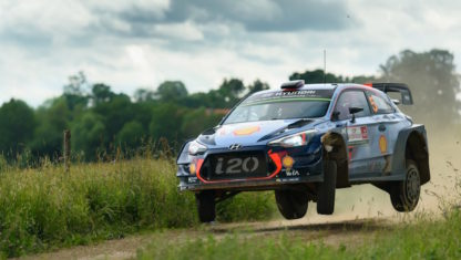 WRC | Rally Poland did not disappoint with Neuville sealing an epic victory
