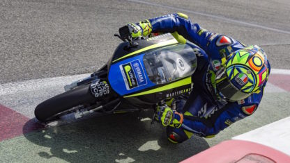 This is how Valentino Rossi prepares for the final stretch of a most thrilling championship