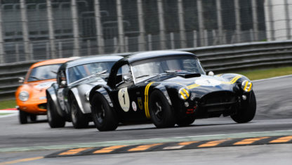 Monza Historic: An exciting date for nostalgia