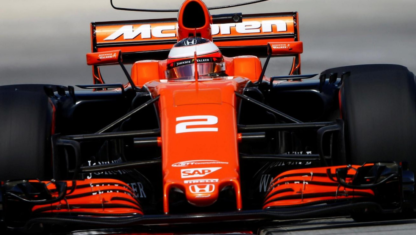 Honda's move: The guru Ilmor enters the scene in an effort to persuade McLaren