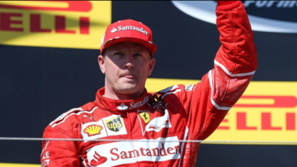 Kimi Raikkonen will continue with his low profile role in Ferrari as the F1 line-up for 2018 starts falling into place