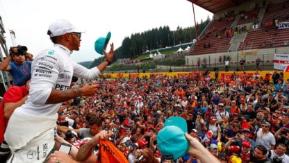 A matter of speed: F1 enters a decisive leg in Europe