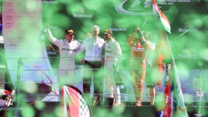 MONZA | Italy witnesses the change of order of the F1 World Championship
