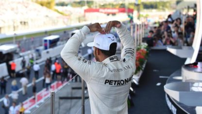 F1 | Japanese GP: Hamilton moves closer to title after Ferrari's collapse