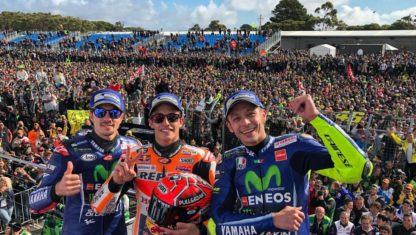 MotoGP   Australia: Marquez storms to victory as Dovizioso falls behind