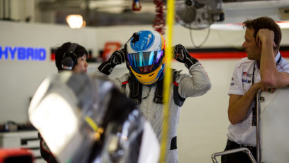 WEC | Alonso starts testing cars for the World Endurance Championship