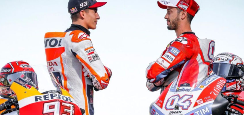 Deciding weekend for MotoGP and the NASCAR Cup playoff