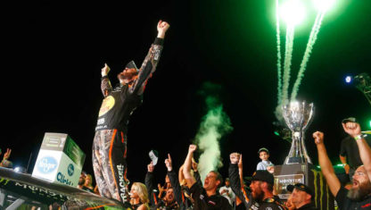 NASCAR | Martin Truex's dream comes true as he wins the Cup Series champion ship