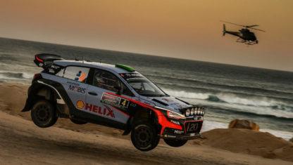 WRC | Australia marks the end of the World Rally Car 2017