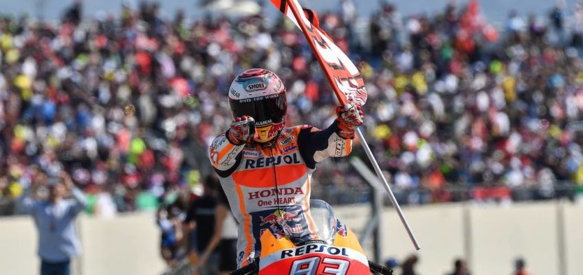 Marc Márquez: enters the realm of legends