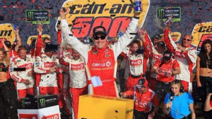 NASCAR | Excitement and surprises at the last Monster Energy Cup playoff cutdown race of the season