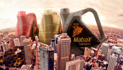 MatraX Lubricant: Ten meaningful years of history