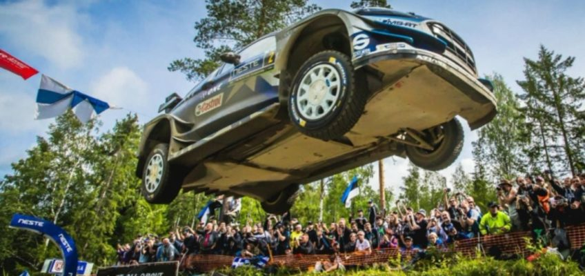 WRC 2017: Neuville, closing in on five-times champion Ogier