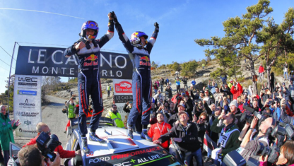WRC | Ogier kick-starts his quest for the title with another victory in Montecarlo
