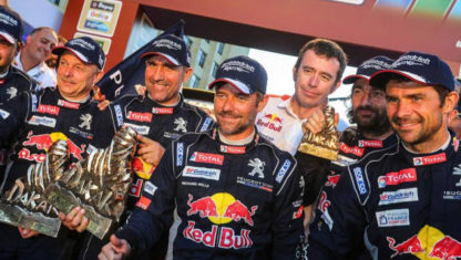 DAKAR | The champion Peterhansel featured dramatic and uplifting episodes of last edition 2017
