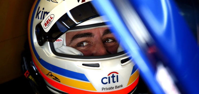 Alonso bids goodbye to his podium dreams at the 24 hours of Daytona but he leaves memorable moments