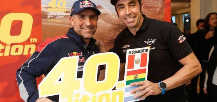 DAKAR   Great excitement, new developments and a 40 year anniversary mark the Dakar Rally 2018