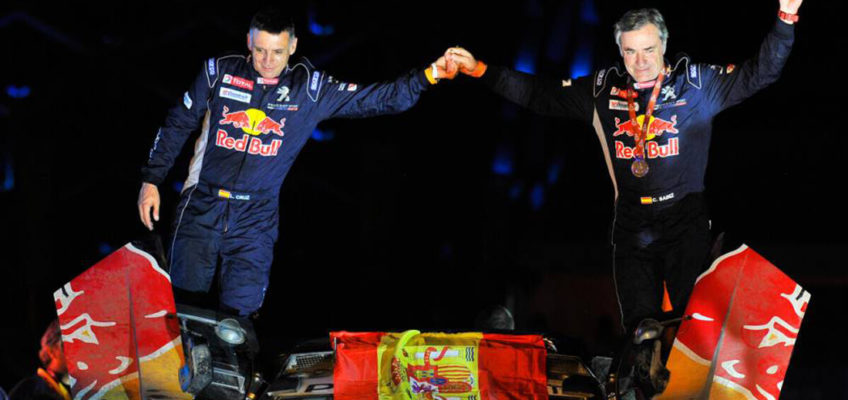 DAKAR | Sainz and Walkner win the hardest ever Dakar of South America