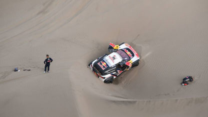 DAKAR | Nearly ninety withdrawals after just six stages in one of the toughest Dakar Rallies of the latest years