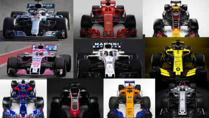 F1 | Who is who in the upcoming 2018 F1 season?