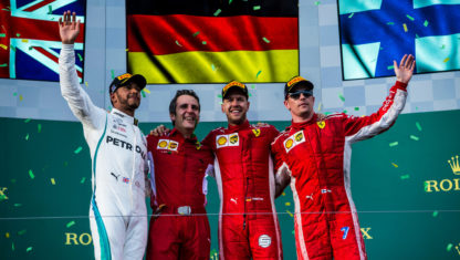 F1 | Ferrari's strategy outweighs Mercedes' power at the Australian GP