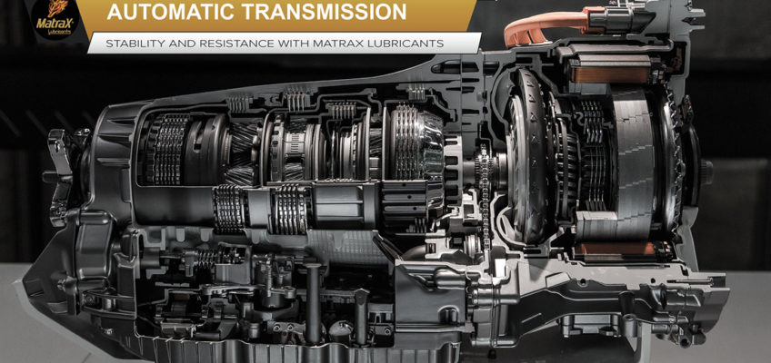 Stability and strength: the benefits of using a transmission fluid specific for automatic transmissions