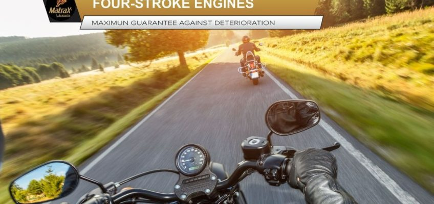 Engine oil, an essential ingredient for the protection of four-stroke engines