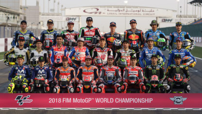 First challenge for favourite Marquez at the opening race of MotoGP 2018 in Qatar