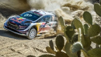 WRC | Déjà vu at Rally Mexico: Loeb, Sordo and Ogier steal the show