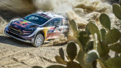 WRC | Déjà vu at Rally Mexico: Loeb, Sordo and Ogier steal the show