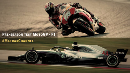 Ready for the start of term? Some clues from the F1 and MotoGP pre-season tests