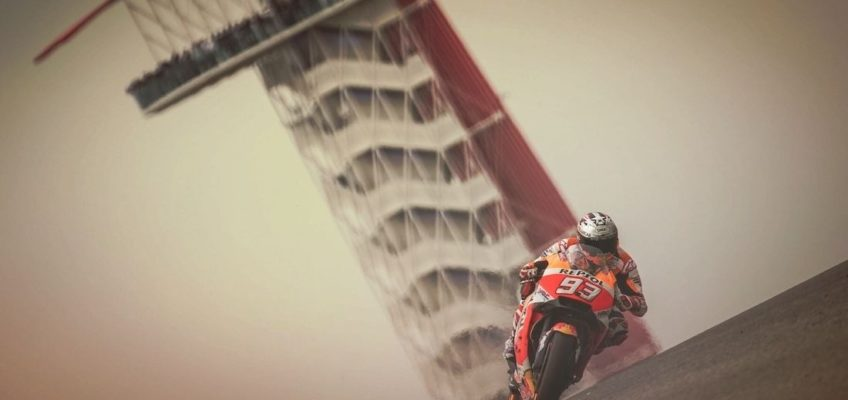 MotoGP   A legendary and comforting victory for Marc Marquez at the Americas GP