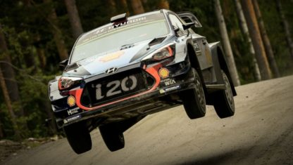 WRC | The top three motorsport competitions grab the spotlight this weekend