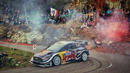 WRC | Sebastien Ogier is making a habit of winning after his triumph at the Tour de Corse